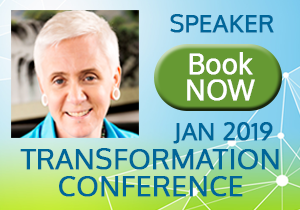 Speaker at 2018 Transformation Conference Brighton
