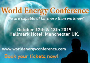 Speaker at 2019 World Energy Conference